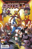 Secret Wars: Mundo de Batalla 1 (Panini)