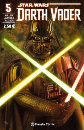 Star Wars: Darth Vader 5 (Planeta)