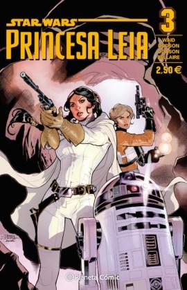 Star Wars: Princesa Leia 3 (Planeta)