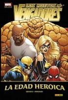 Marvel Deluxe. Los Nuevos Vengadores 14 (Panini)