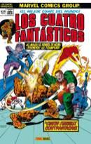 Marvel Gold. Los 4 Fantásticos: Los 4 Terribles Contraatacan (Panini)