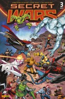 Secret Wars 3 (Portada Alternativa) (Panini)
