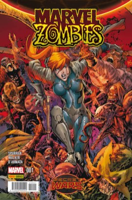 Secret Wars: Marvel Zombies 1 (Panini)