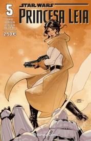 Star Wars. Princesa Leia 5 (Planeta)