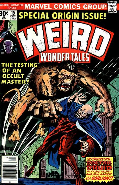 Weird Wonder Tales 19