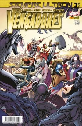 Los Vengadores v4, 58 (Panini)