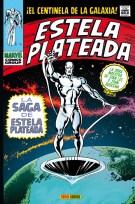 Marvel Gold. Estela Plateada de Stan Lee y John Buscema. Edición Remasterizada (Panini)