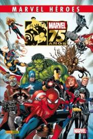 Marvel Héroes 66. Marvel 75 Años: La Era Moderna (Panini)