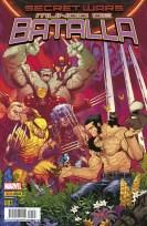 Secret Wars: Mundo de Batalla 3 (Panini)