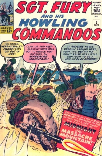 Sgt. Fury and his Howling Commandos 3