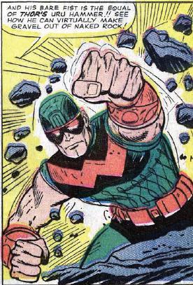 """Marvel La carta de George R.R. Martin reproducida en The Avengers Nº 12 USA ponderaba el trabajo de Don Heck y Dick Ayers en la novena entrega de colección, además de elevar el guión de Stan Lee a la categoría de """"obra maestra"""". Para el joven Martin, la calidad de este número concreto con el origen del Hombre Maravilla había sido incluso superior al Fantastic Four del mes, aunque este último título siguiera mereciendo la consideración de """"el mejor cómic del mundo""""."""