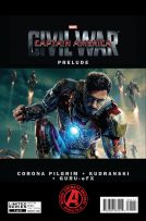 Marvel's Captain America: Civil War Prelude 1