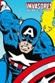 Marvel Limited Edition. Los Invasores 1 (Panini)