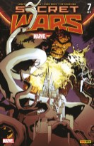 Secret Wars 7 (Portada Alternativa) (Panini)