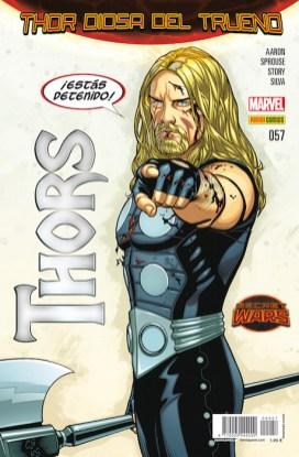 Thor: Diosa del Trueno 57 (Panini)