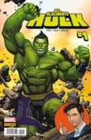 El Alucinante Hulk 46 (Panini)