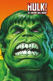 Marvel Limited Edition. The Hulk!: El color del odio (Panini)