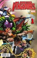 Nuevos Vengadores 61 (Panini)