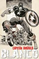 100% Marvel. Capitán América: Blanco (Panini)