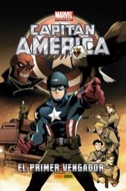 Capitán América. El Primer Vengador (2ª Edición) (Panini)
