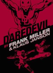 Coleccion Frank Miller. Daredevil de Frank Miller y Klaus Janson