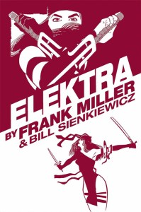 Coleccion Frank Miller. Elektra Lives Again