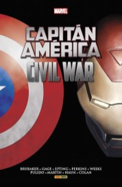 Marvel Integral. Capitán América: Civil War (Panini)