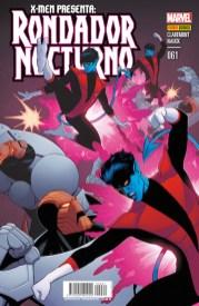 X-Men Presenta 61: Rondador Nocturno (Panini)