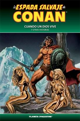 La Espada Salvaje de Conan 36 (Planeta)