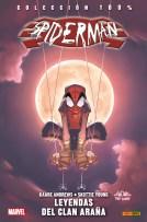 100% Marvel. Spiderman: Leyendas del Clan Araña (Panini)