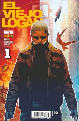 El Viejo Logan 64 (Panini)