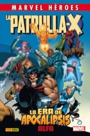 Marvel Héroes 72. La Patrulla-X: La Era de Apocalipsis - Alfa (Panini)