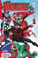 Vengadores 1: Edición Promocional Game