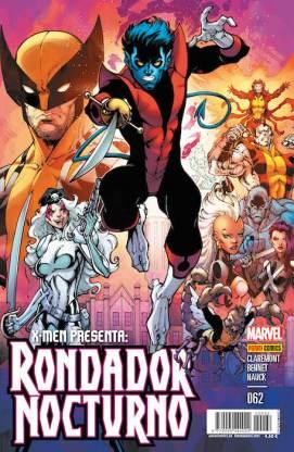 X-Men Presenta 62 (Panini)