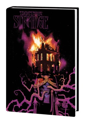 DOCTOR STRANGE VOL. 2: THE LAST DAYS OF MAGIC PREMIERE HC