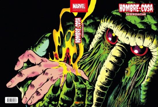 Marvel Limited Edition. Hombre-Cosa Regeneracion