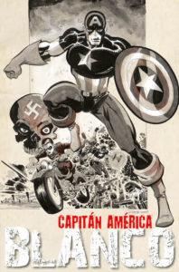 Capitan America Blanco