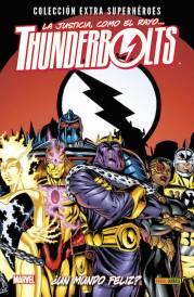 Colección Extra Superhéroes 63. Thunderbolts 5 (Panini)