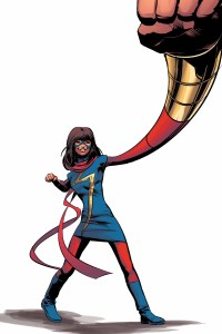 MS. MARVEL #12 - Deodato