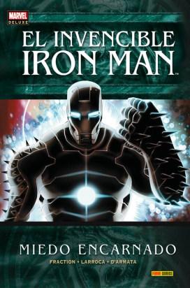 Marvel Deluxe. El Invencible Iron Man 6 (Panini)