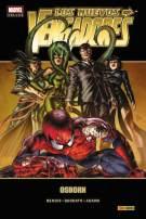 Marvel Deluxe. Los Nuevos Vengadores 16 (Panini)