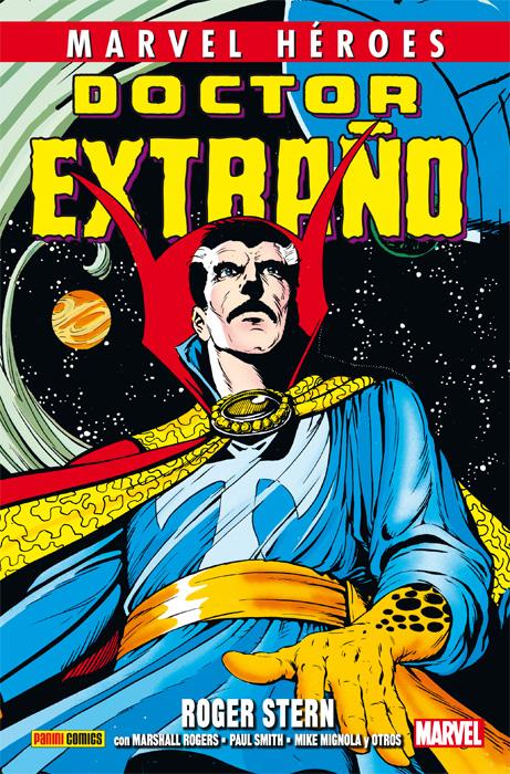 Marvel Héroes 75. Doctor Extraño de Roger Stern (Panini)