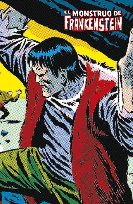 Marvel Limited Edition. El Monstruo de Frankenstein (Panini)