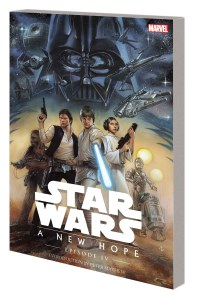 Star Wars: Episode IV A New Hope TPB