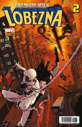 X-Men Presenta 65: Antes de Lobezna 2 (Panini)
