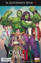 El Alucinante Hulk 53 (Panini)