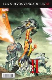 Los Nuevos Vengadores 68 (Panini)