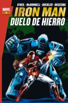 Marvel Gold. Iron Man: Duelo de Hierro (Panini)