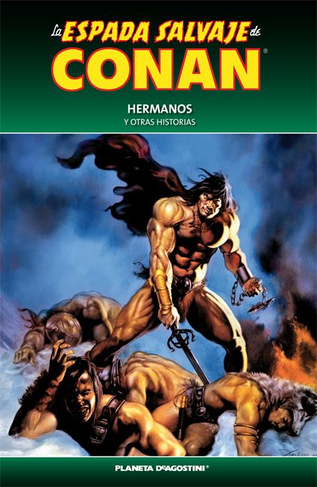 La Espada Salvaje de Conan 60 (Planeta)