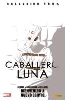 100% Marvel. Caballero Luna 4 (Panini)